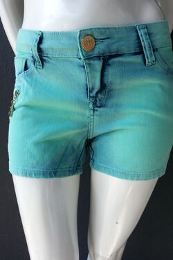 Short Feminino Jeans Six One