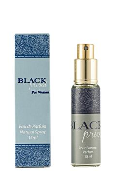 Perfume Black Privat For Woman 15 ml