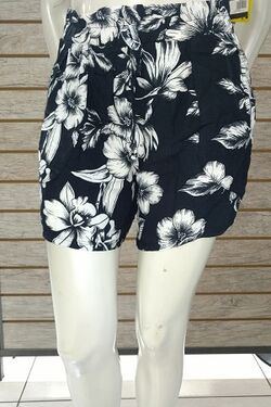 Short Alfaiataria Florido Endless